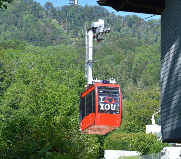 Besichtigung Luftseilbahn Adliswil – Felsenegg (LAF)