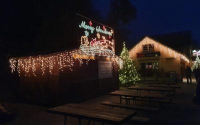 Weihnachtsstimmung auf dem Uetliberg